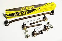 Рулевая трапеция АМТ, комплект рулевых тяг АМТ для автомобилей ВАЗ 2101-2107, НИВА