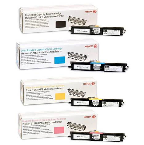 Заправка картриджа Xerox 106R01464 magenta , фото 2