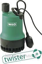 Дренажний, насос, WILO, Німеччина, TMW 32/11, 0,75 кВт, 16 м3/год