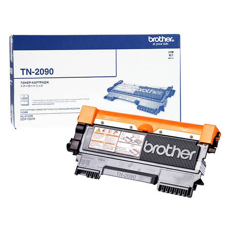 Заправка картриджа BROTHER TN-2090  , фото 2