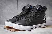 Зимние ботинки на меху Converse Waterproof, черные (30493),  [  41 42 44  ]
