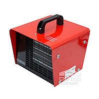 Электрический тепловентилятор АО ЭВО 2,0/0,1  РТС (220В) УХЛ 3.1 керамика