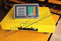 Весы товарные ПВП-300-Wi-Fi 40х50