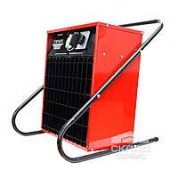 Электрический тепловентилятор АО ЭВО 6000  Вт (380 В)