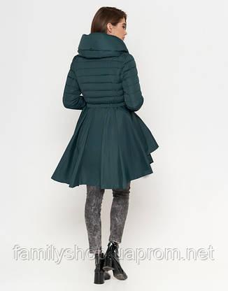 Tiger Force 1830 | весенняя женская куртка зеленая, фото 2