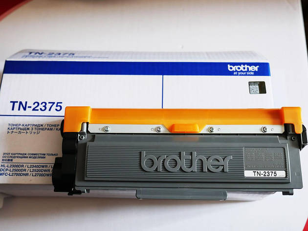 Заправка картриджа brother TN-2375 , фото 2
