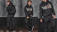 """Дутый мужской спортивный костюм  """" Adidas """" Dress Code"""