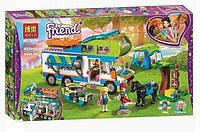 "Конструктор Bela 10858 Friends ""Дом на колёсах"" (Аналог Lego Friends 41339), 493 дет, фото 1"