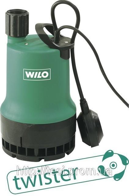 Дренажный, насос, WILO, Германия, TM 32/7,  кВт, 10 м3/ч