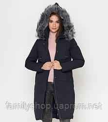 Tiger Force 8967 | Зимняя женская куртка синяя