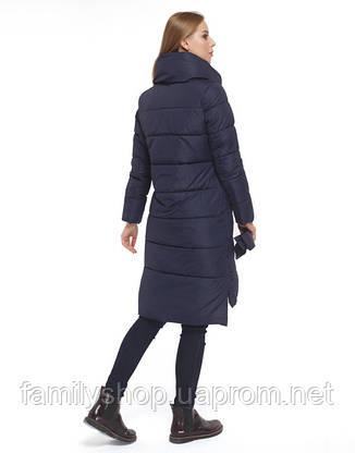Tiger Force 1819 | Женская зимняя куртка синяя, фото 2