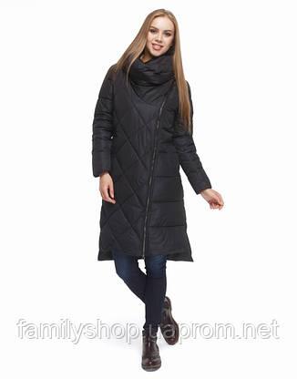 Tiger Force 1819   Куртка женская на зиму черная, фото 2
