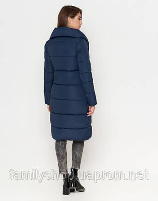 Tiger Force 1868 | Теплая женская куртка синяя, фото 2