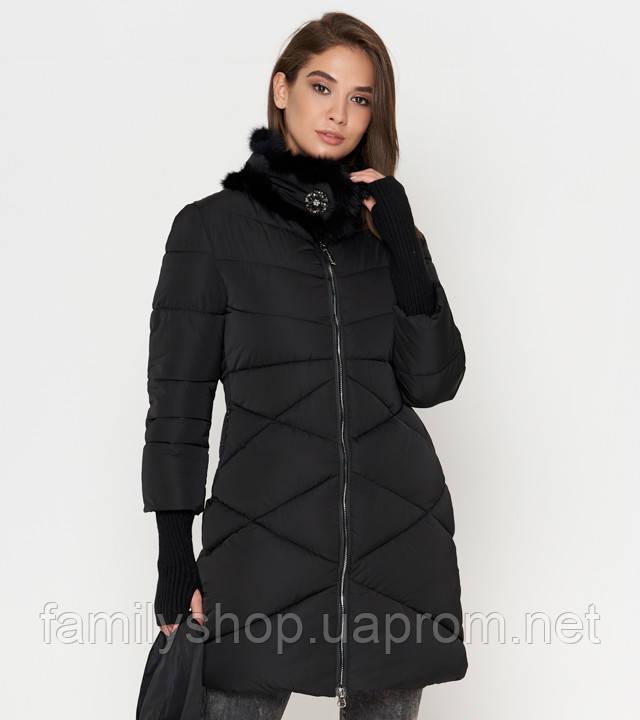 Tiger Force 2108 | Зимняя куртка для женщин черная