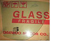 Стекло треугольное задней двери левое Дэу Леганза