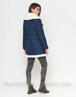 Tiger Force 2162 | Куртка женская зимняя синяя, фото 2