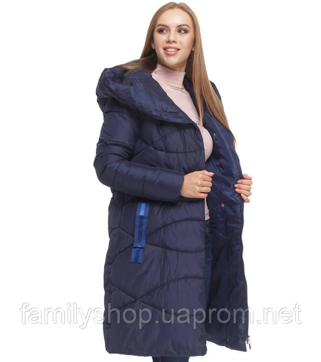 Tiger Force 5058 | Куртка зимняя женская синяя