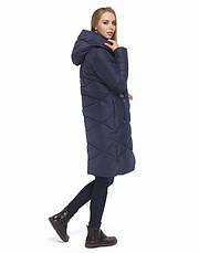 Tiger Force 5058 | Куртка зимняя женская синяя, фото 3