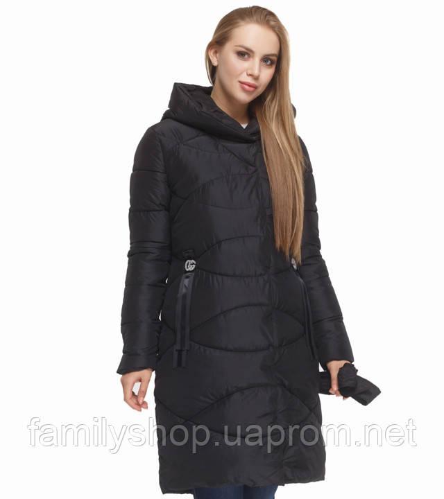 Tiger Force 5058   Куртка женская на зиму черная