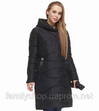 Tiger Force 5058   Куртка женская на зиму черная, фото 2