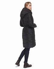 Tiger Force 5058   Куртка женская на зиму черная, фото 3