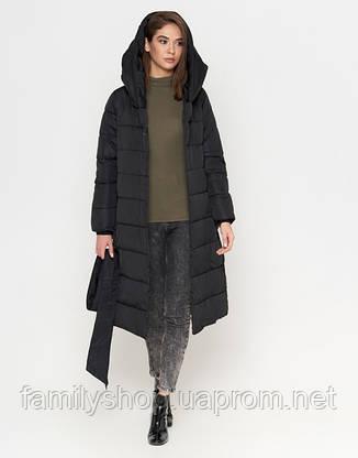 Tiger Force 8806 | Куртка женская на зиму черная, фото 2