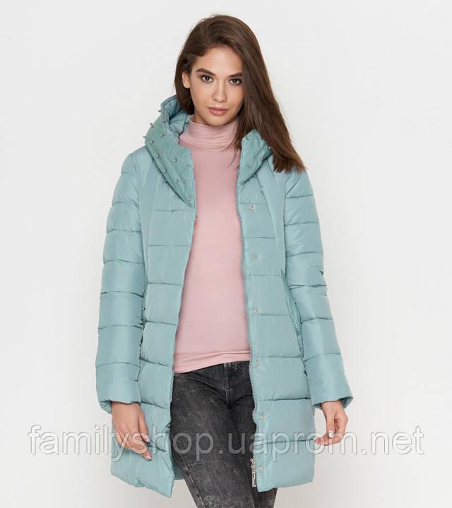 Tiger Force 9105 | Зимняя женская куртка мята