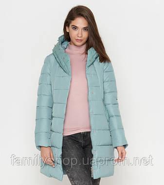 Tiger Force 9105 | Зимняя женская куртка мята, фото 2