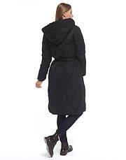 Tiger Force 9131 | Теплая женская куртка черная, фото 3