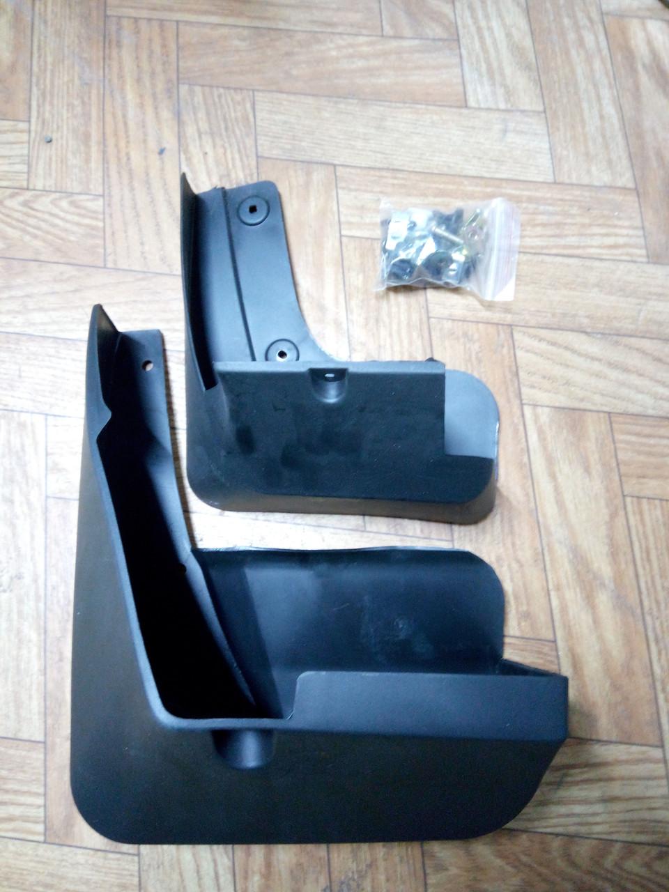 Комплект брызговиков 4 шт. SUBARU FORESTER  2013-