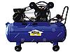 Воздушный компрессор Werk VBM-2T0.4-100 Компрессор ременной 2-х поршневой, ресивер 100 л. произв.42