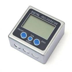 Уровень угломер электронный Спартак Digital Inclinometer