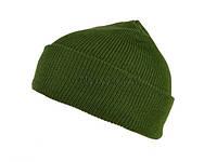 Оливковая шерстяная шапка армии Нидерландов, УЦЕНКА, фото 1