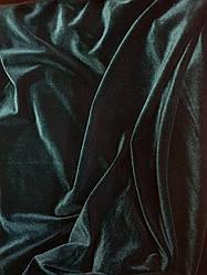 Бархат (тёмно-зелёный)