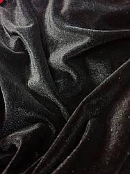 Бархат (тёмно-серый)