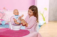Интерактивный унитазик для куклы BABY BORN - ПЕРВЫЙ ГОРШОЧЕК (звук)