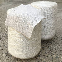 Пряжа Kidpai, молочный (14% кид мохер, 14% нейлон, 17% акрил, 55% ПА; 900 м/100 г)