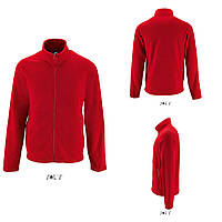 Однотонная мужская куртка из флиса NORMAN MEN, фото 1