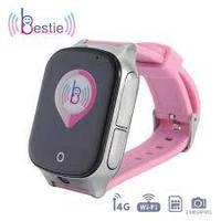 Детские телефон-часы с GPS BESTIE 2 KIDS 4G SMARTWATCH PHONE GPS, водонепроницаемые