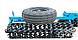 Каток кольчато-шпоровой гидрофицированный  ККШ-6Г, фото 5