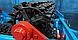 Каток кольчато-шпоровой гидрофицированный  ККШ-6Г, фото 6