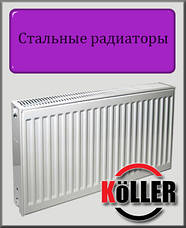 Сталеві радіатори Koller