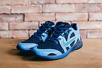 Мужские кроссовки джинсовые весна/осень синие CrosSAV 48, фото 1