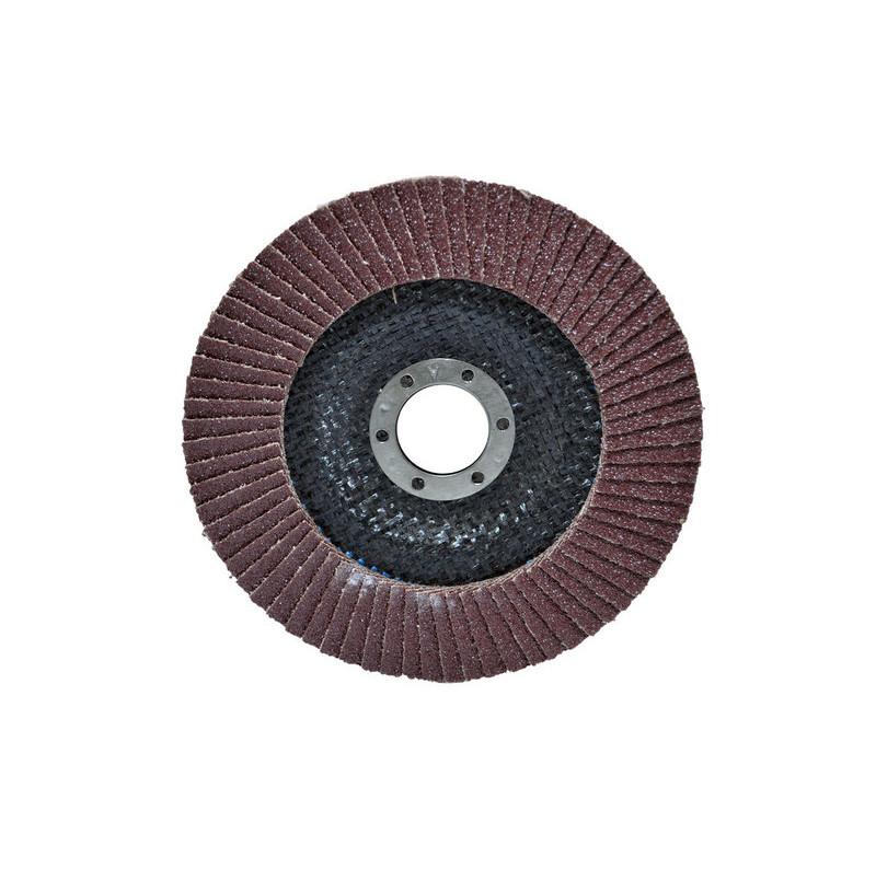 Диск шлиф, лепестковый 125*22 мм зерно 100 Htools 62K110