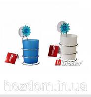 Стакан для зубных щеток на присоске