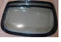 Стекло заднее Дэу Ланос хэтчбек, тонированное (отверстия под спойлер)