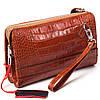 Мужской клатч кожаный коричневый Eminsa 5091-4-2, фото 2