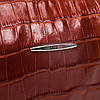 Мужской клатч кожаный коричневый Eminsa 5091-4-2, фото 8