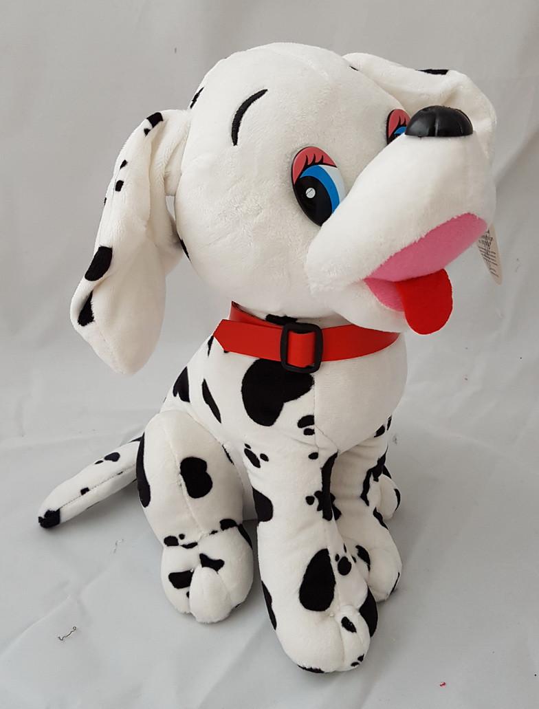 Собака далматинец 32 см (музыка)
