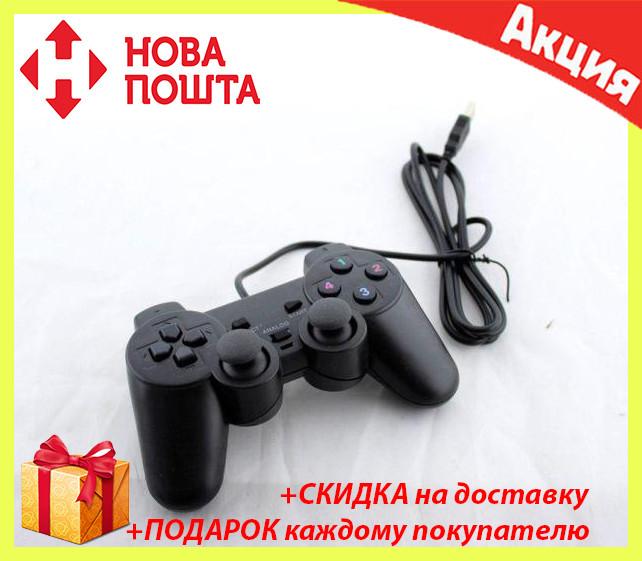 Джойстик USB game board 894, Проводной джойстик с вибрацией, Usb джойстик для пк, Игровой геймпад